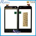 Tela phonetouch tela sensível ao toque do sensor do painel de vidro frontal para prestigio multiphone pap 4040 duo pap4040 toque digitador da tela