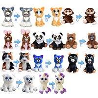11デザインウィリアムマークのfeistyペットぬいぐるみ面白いおもちゃクマサミーglendaユニコーン人形-在庫、