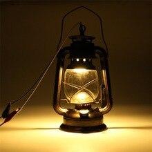 Red Copper E27 Vintage Lantern Wall Mounted Lamp Sconce Light Energy Saving for Bar Corridor Outdoor Garden Backyard Lamp