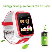 LIGE Smart Watch Kid LBS Positioning watch SmartWatch SOS Call Location Finder Locator Tracker Antilost Children Smart Watch+Box