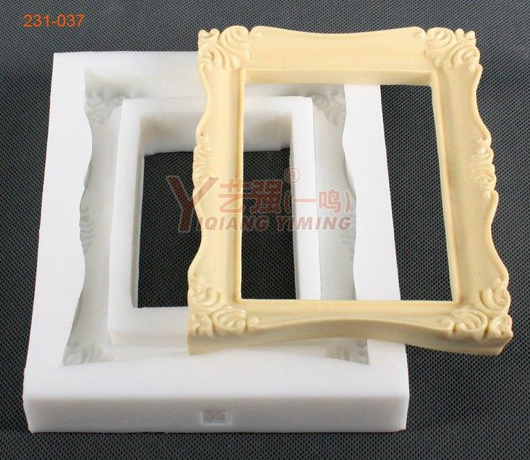 Formen neue produkt kostenloser versand USA silikon bilderrahmen ...