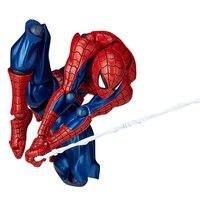 Stzhou 1pcs Set Magic Spider Man Amazing SpiderMan Avengers Action Figures Hot Toys Super Hero Marvel