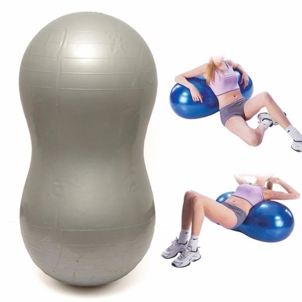 Anti-Burst Massager Ball Peanut Shape Fitnesss