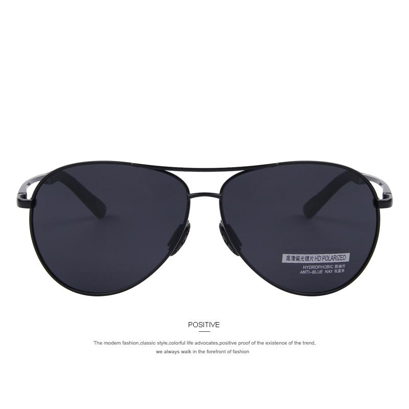 MERRYS Fashion Mens UV400 gepolariseerde zonnebril mannen rijden - Kledingaccessoires - Foto 2