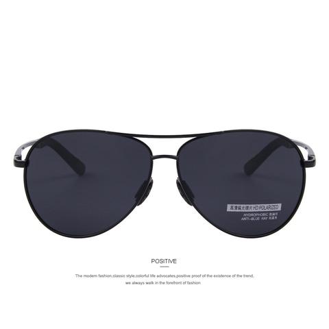 MERRYS Fashion Mens UV400 Polarized Sunglasses Men Driving Shield Eyewear Sun Glasses Lahore