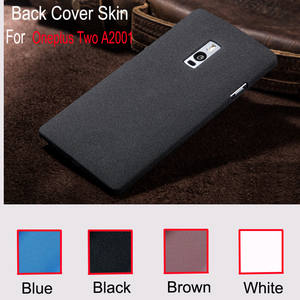 452a76bbec8 Matte For Oneplus Two Back Cover Skin For Oneplus Two Case For One Plus Two  2 A2001