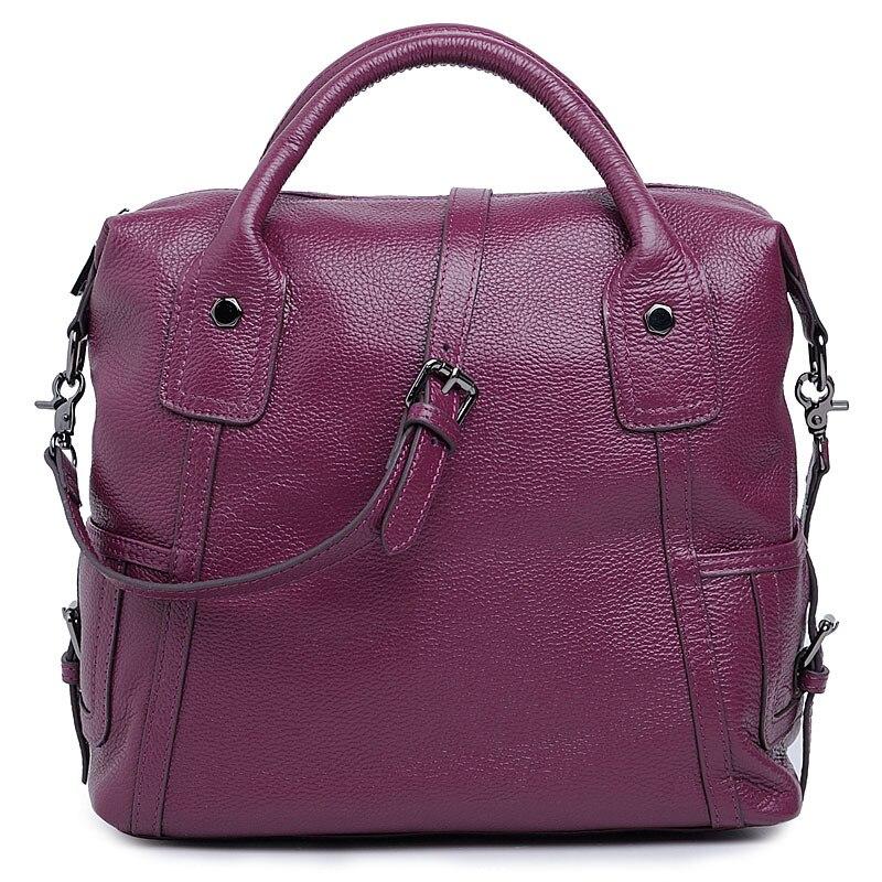 100% ضمان جلد طبيعي المرأة رسول الحقائب ذات جودة عالية حقائب سيدات الأعمال سعة كبيرة حقائب الكتف 2015-في حقائب قصيرة من حقائب وأمتعة على  مجموعة 1