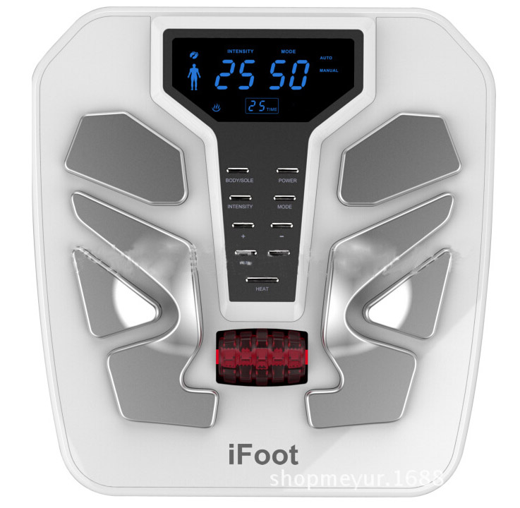 Health care Bio Wave Pulse Foot Stimulator Massager Electric body foot therapy machine
