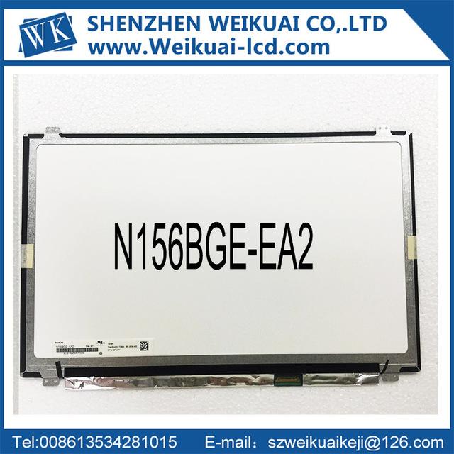 Envío Libre NT156WHM-N12 LP156WH3 (TP) (S1) N156BGE-EA1 N156BGE-EA2 B156XTN03.1 Pantalla Portátil Delgado LED 15.6 eDP 30pin brillante