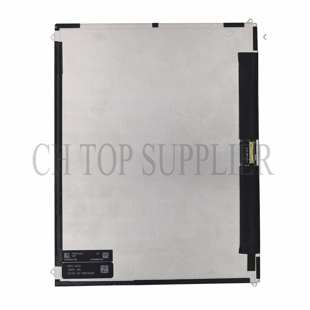 Original 9.7'' inch LCD Display For Ipad 2 2nd LTN097XL02 LTN097XL02-A01 LP097X02-SLQE LP097X02-SLQ1 LCD screen Free Shipping free shipping original 9 inch lcd screen cable numbers kr090lb3s 1030300647 40pin