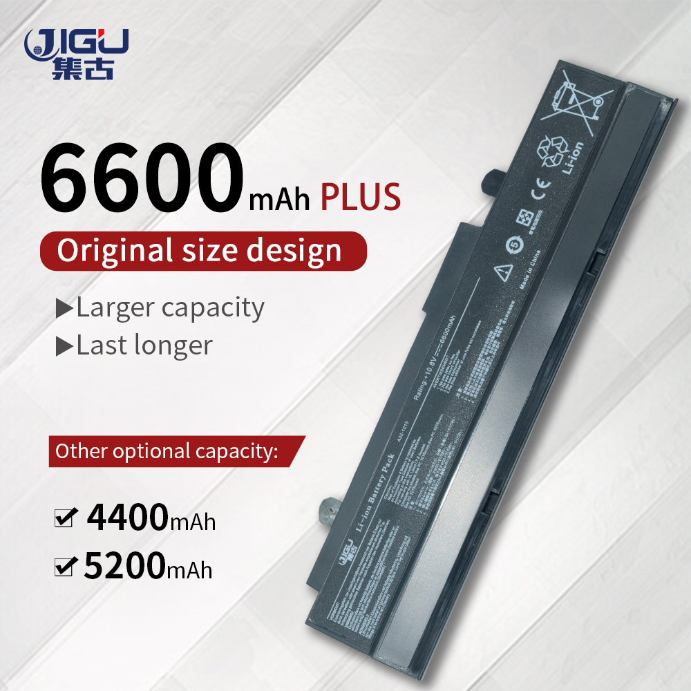 JIGU Battery For Asus Eee PC EPC 1215 PC 1215B 1215N 1015b <font><b>1015</b></font> 1015bx 1015px 1015p A31-<font><b>1015</b></font> <font><b>A32</b></font>-<font><b>1015</b></font> AL31-<font><b>1015</b></font> image