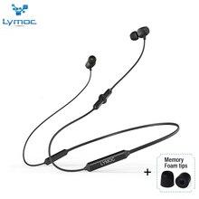 LYMOC Q5 Bluetooth Earphones Sport Wireless Headphone 48Hrs Talktime Neckband Stereo Headsets Runnin