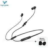 Lymoc q5 fone de ouvido bluetooth esporte sem fio 48hrs talktime neckband fones estéreo correndo para iphone samsung huawei