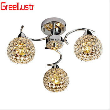 Luces LED de techo, accesorios de iluminación para el hogar, 3 lámparas