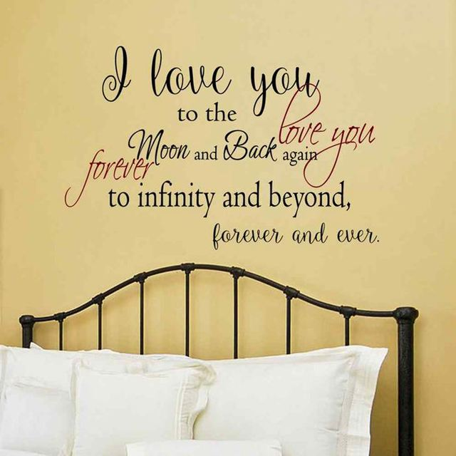 Famous I Love You Wall Decor Component - Wall Art Design ...