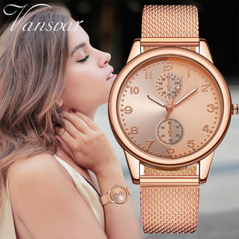 цена на 2019 Luxury Watch Women Famous Brand Women's Casual Quartz  Plastic Leather Band New Strap Watch Analog Wrist Watch Clock