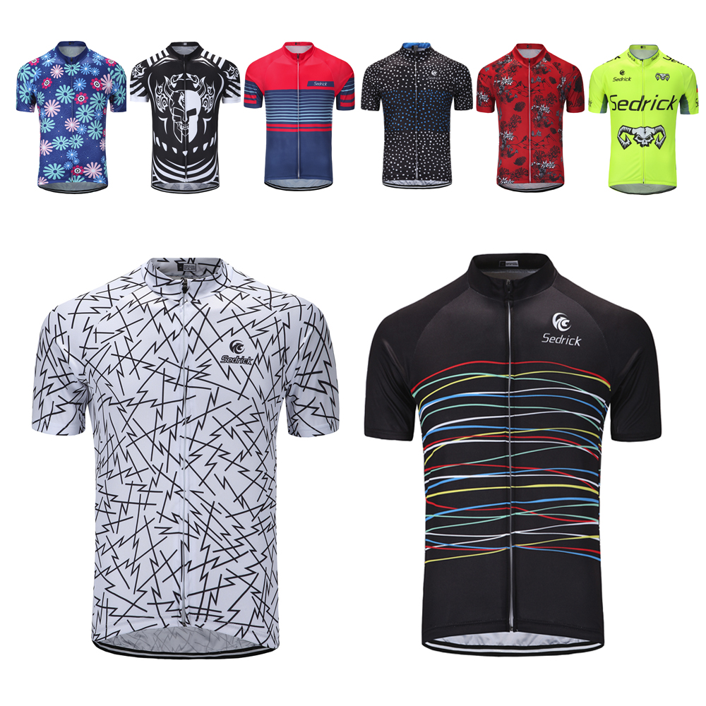 Men/'s Cycling Short Sleeve Bike Jersey Riding Jerseys Shirt Flamingo Tops Wear
