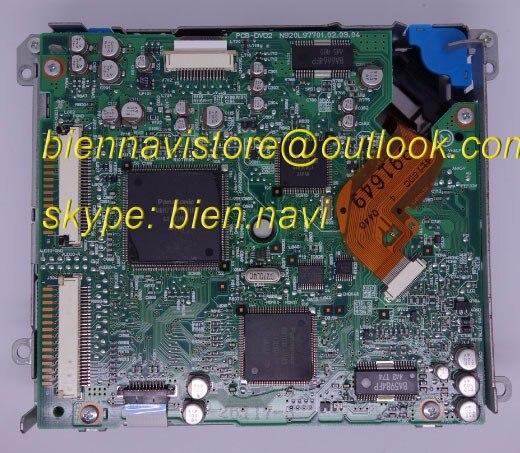 VED0440/RAE0440 DVD NAVIGATION Loader for Vol-vo XC90 S60VED0440/RAE0440 DVD NAVIGATION Loader for Vol-vo XC90 S60