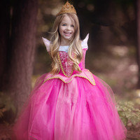 Autumn Baby Kids Girl Dress Toddler Princess Party Tutu Dress for Girls Clothes Children Princess Dresses Birthday Wedding Gown