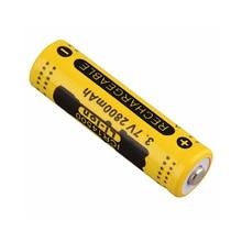 GTF 3.7V 2800mah 14500 Battery Li-ion Rechargeable Battery LED Flashlight Portable Devices Tools Lighting Tools battery все цены