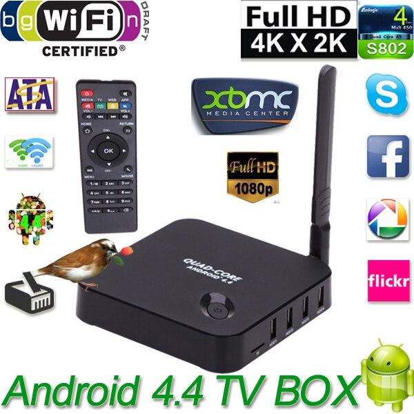 3D Quad-Core Android TV box 1.3GHZ 1G/8G ROM F6 3128 Rockchip DLNA XBMC Smart Media Player H.265 Wi-Fi Tv Receivers dali 16 2 6а