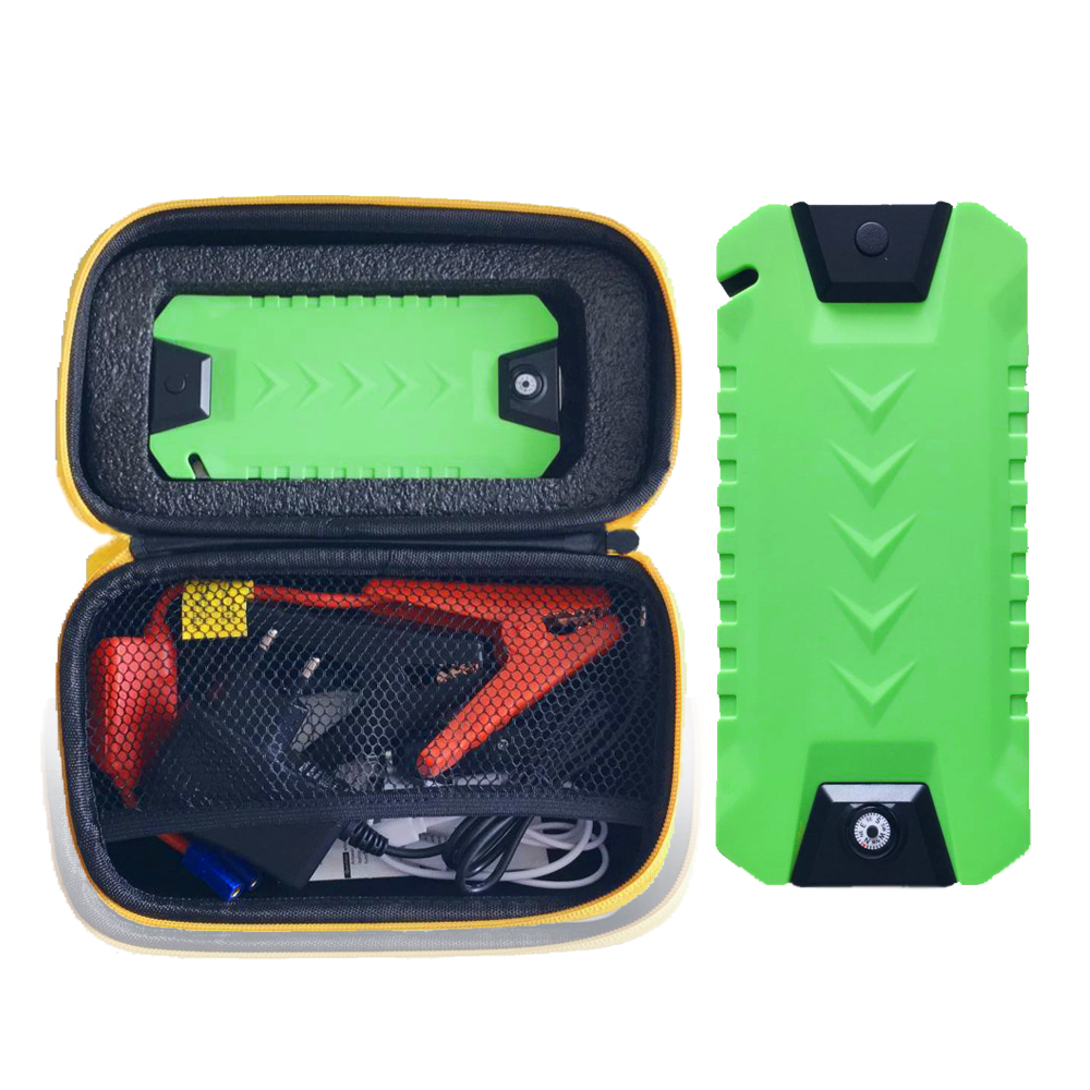 2017 <font><b>Portable</b></font> Multi-function Car Battery Charger Starting Car Jump Starter Booster <font><b>Power</b></font> Bank 12V Auto Best quality light-weight