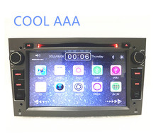 2din Car radio DVD  Player For  Vauxhall/Opel/Antara/VECTRA/ZAFIRA/Astra H G J Canbus FM GPS BT Ipod Map
