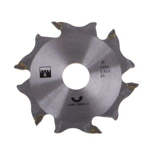 Image 2 - Angle Grinder Circular Saw Blade Woodworking Tenoning Machine Chain Wheel Wood Carving Disc