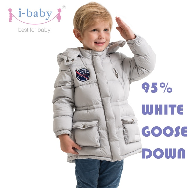 cc2e197b4663 i baby Down Coat Outlast Kids Prolonged Outwear Baby Cozy Puffer ...
