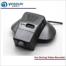 цена на YESSUN Car Dvr Camera Driving Video Recorder Dashcam For Volvo V40 Camera AUTO Rearview Camera Dash CAM WIFI Dvrs Dash Camera