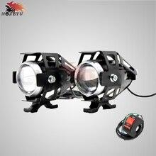 Motorcycle Fog Lights & Spotlight Lamp Brackets For Honda SVNC750S DCT NC750S MT CB500F CB190R MADCB500
