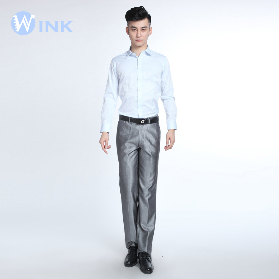 com buy new men s long sleeved shirt slim tuxedos com buy new men s long sleeved shirt slim tuxedos brand formal fashion korean slim teen business professional superior dress shirt b021 from