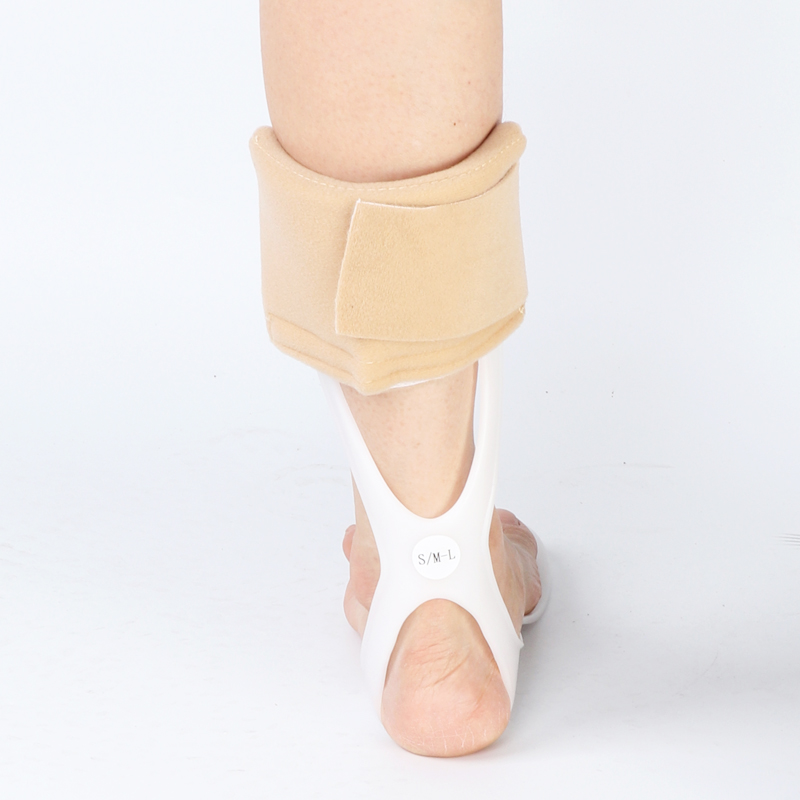 AFO Ankle Foot Orthosis For Drop Foot Rehabilitation Of Varus Foot And Talipes Valgus Hemiplegia Support Durable PP Leaf Spring 1