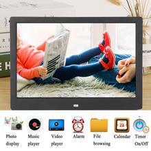12 дюймов wifi HD цифровой фотоальбом рамка Видео плеер Пульт дистанционного управления для системы Android цифровой альбом