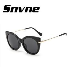 Snvne gafas de Sol Mujeres del ojo de gato gafas de sol para mujeres de los hombres del diseño de Marca de moda oculos gafas de sol feminino hombre KK476