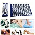 Massager (appro.67*42cm) Cushion + Pillow Massager Cushion Yoga Bed Nails Mat for Acupressure Massage Health Care