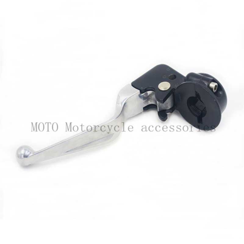 Motorcycle Clutch Lever For Harley Softail Deluxe Road King Fat boy breakout Good Style Motor Clutch Levers&Sit Horns