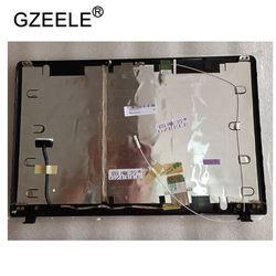 GZEELE nowy ekran LCD laptopa tylna górna pokrywa A dla Samsung NP300E5A 305E5A 300V5A 305V5A 300E5C LCD Top case srebrny kolor