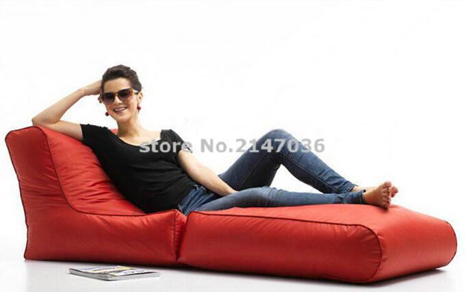 wholesale custom printed recliner folding bean bag chair,living room beanbag living room chair