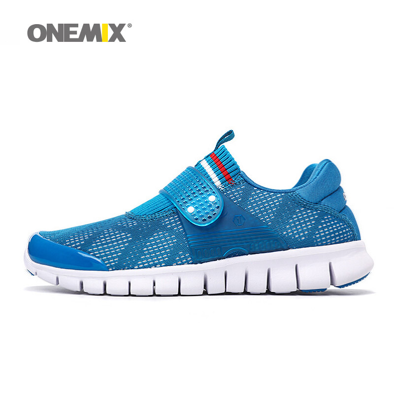 Onemix new arrival men sport shoe  athletic shoes breathable running shoes for men super light walking shoe free shipping peak sport men outdoor bas basketball shoes medium cut breathable comfortable revolve tech sneakers athletic training boots