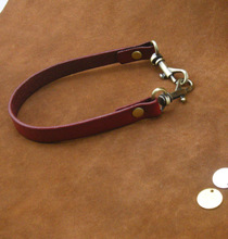 10pcs=5pairs diy Cow leather bag handles. handmade bag handles straps accessories 32cm