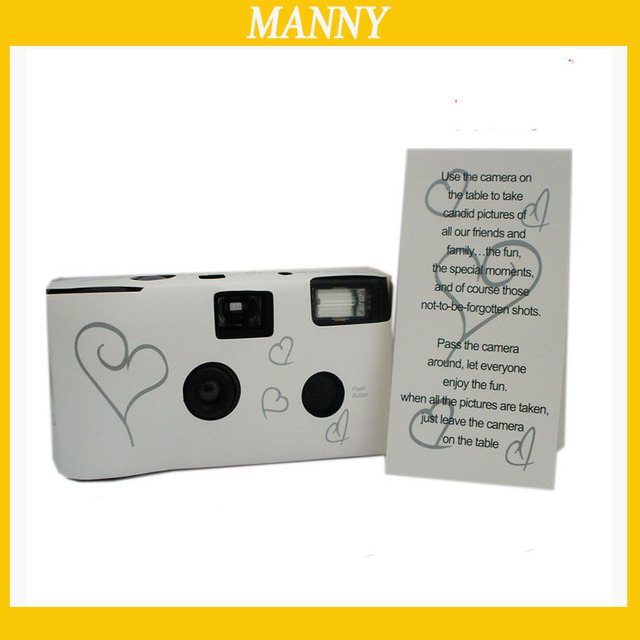 Disposable Camera Wedding Idea: 15pcs Disposable Camera 36 Photos For Wedding Decoration
