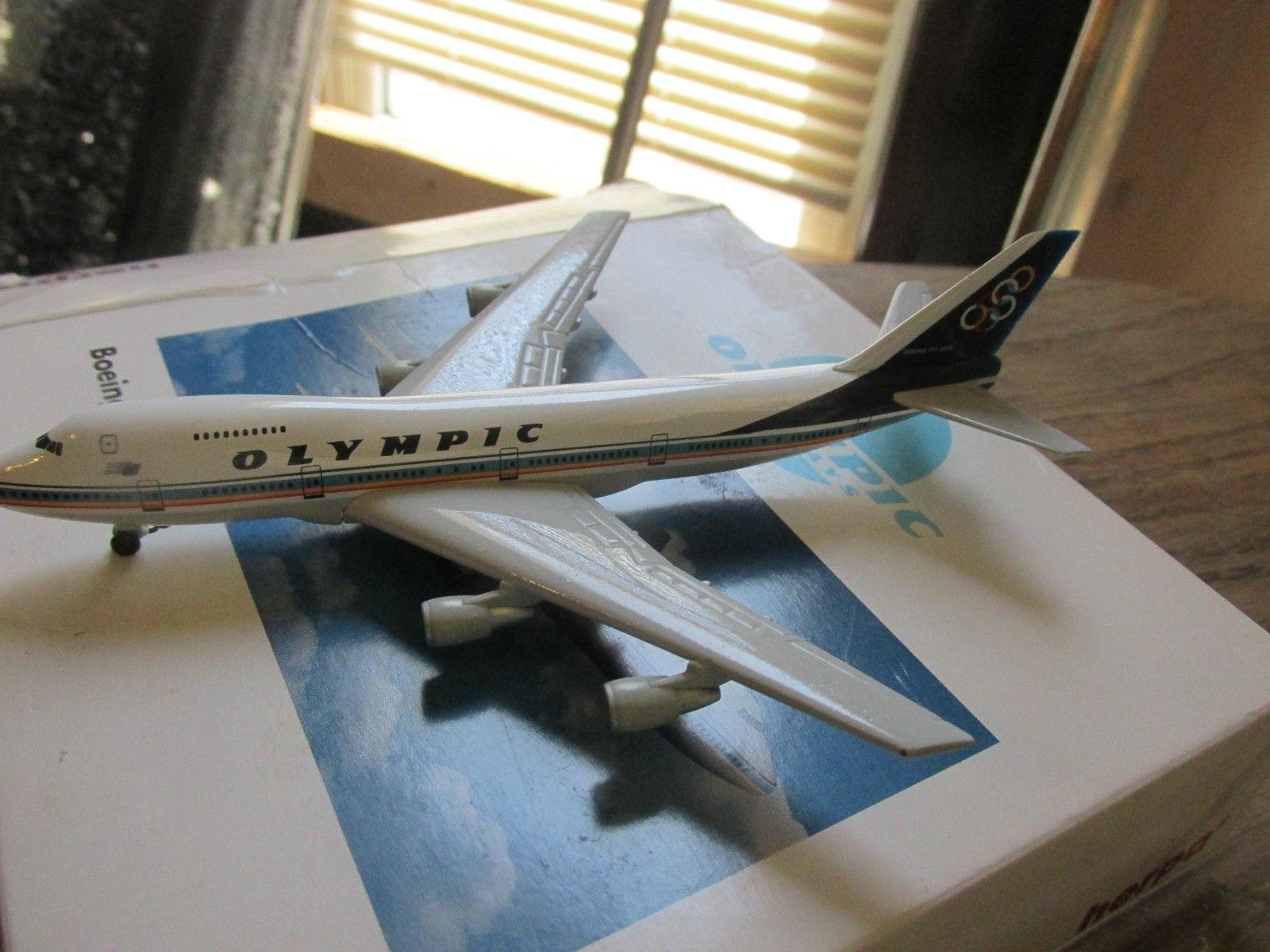 1:500 Olimpico SX OAD aviazione 747 200 Velivoli di Modello Dell'aeroplano di Modello In Vendita-in Macchinine in metallo e veicoli giocattolo da Giocattoli e hobby su  Gruppo 3