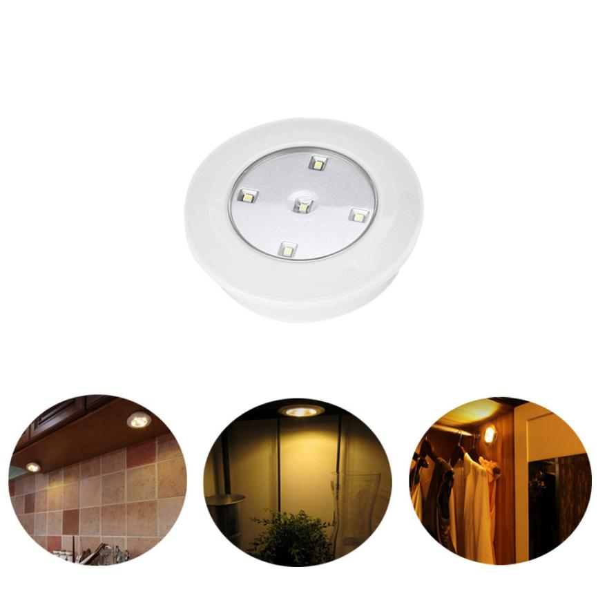 Wireless Remote Control Lights LED Touch Night Light Creative Bedside Wardrobe Lights Decorative Cabinet Lights A824 keyshare dual bulb night vision led light kit for remote control drones