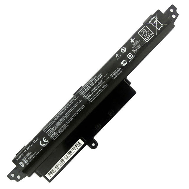 "A31N1302 New Battery for ASUS VivoBook X200CA F200CA X200MA F200MA 11.6"" A31N1302 1566-6868"
