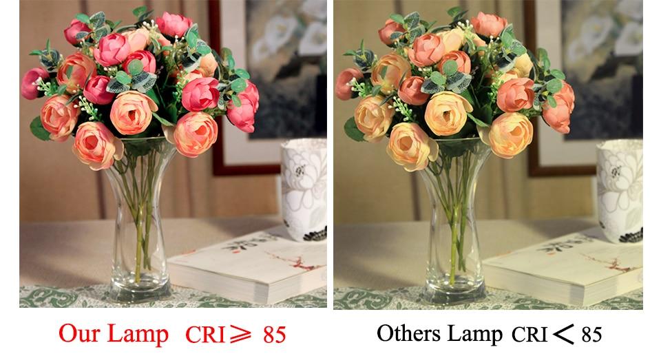 Led Spotlight Bulb E27 GU10 MR16 Led Lamp 220V 5W 7W 9W 18 24 32 Leds 5733 Bombillas Lampada (14)
