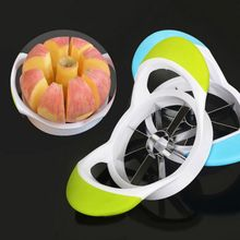 2019 1PC Stainless Steel Fruit Cutter Kitchen Tools Cut Device Apple Slicer Gadgets The Goods Household