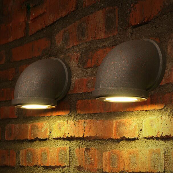 American country industrial wall lamps nordic vintage waterpipe wall american country industrial wall lamps nordic vintage waterpipe wall lights fixture cafes pub bar dining room restaurant lamps in wall lamps from lights aloadofball Gallery