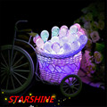 8M 50LED String lights  Factory sales fairy lights luces decorativas  Crystal Bubble Water Drop wedding decoration string light