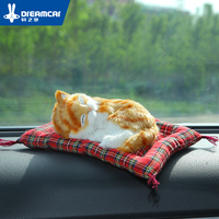 Air Fresheners Solid Perfumes 100 Original Fragrance Handmade Dog Cat Rose Cologne Scent For Car Smell Remover Car styling